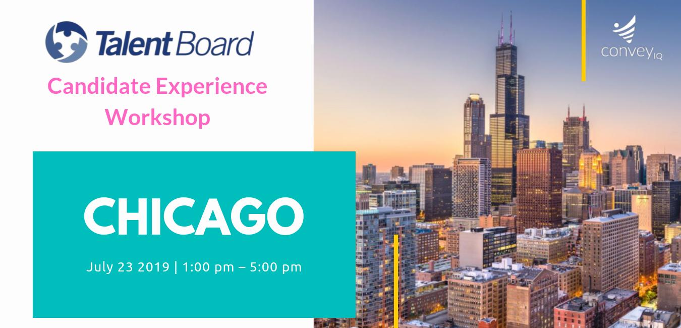 Talent Board Workshop - Chicago