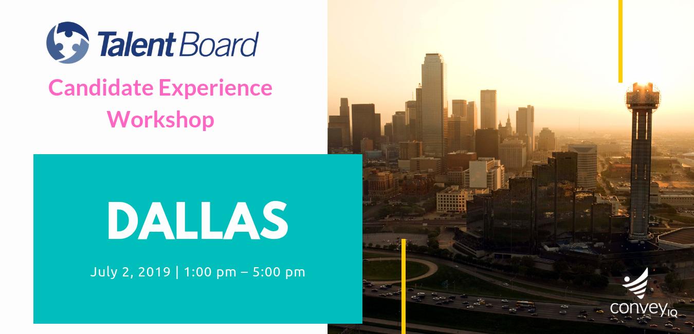 Talent Board Workshop - Dallas